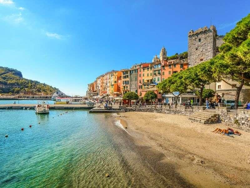 Liguria-i látnivalók