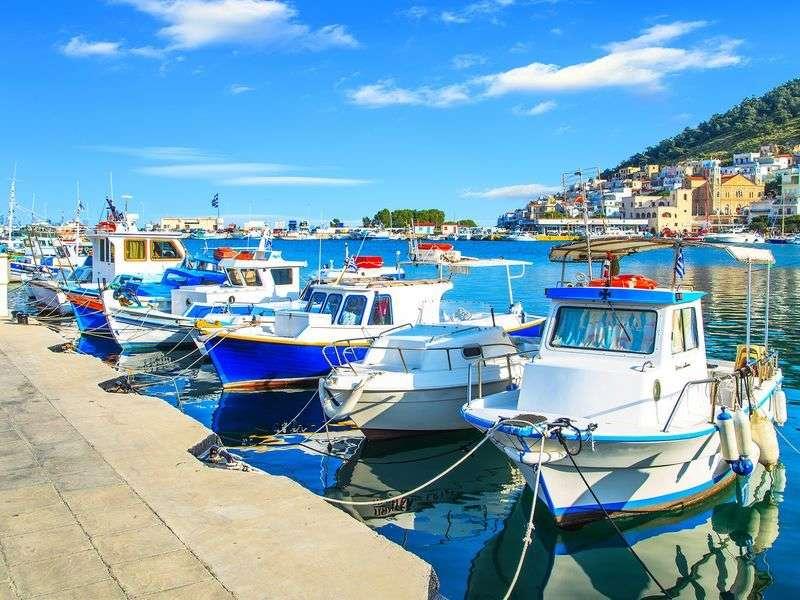 Boating in Mykonos