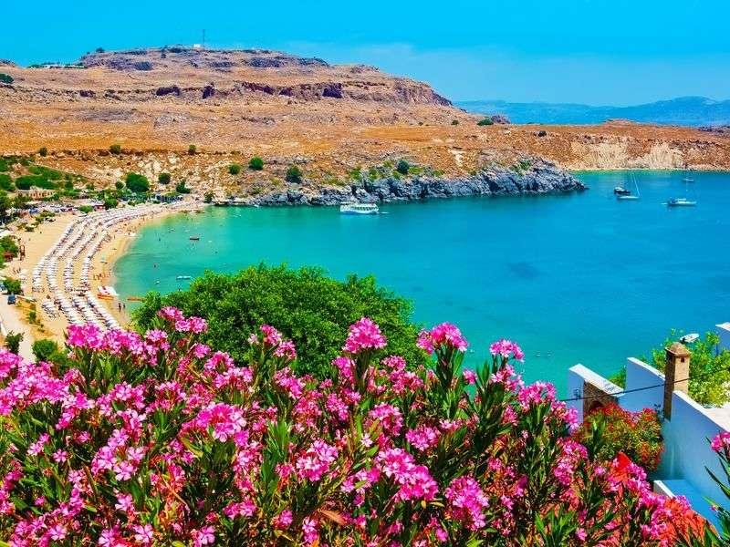 Látnivalók az Égei-tengeren