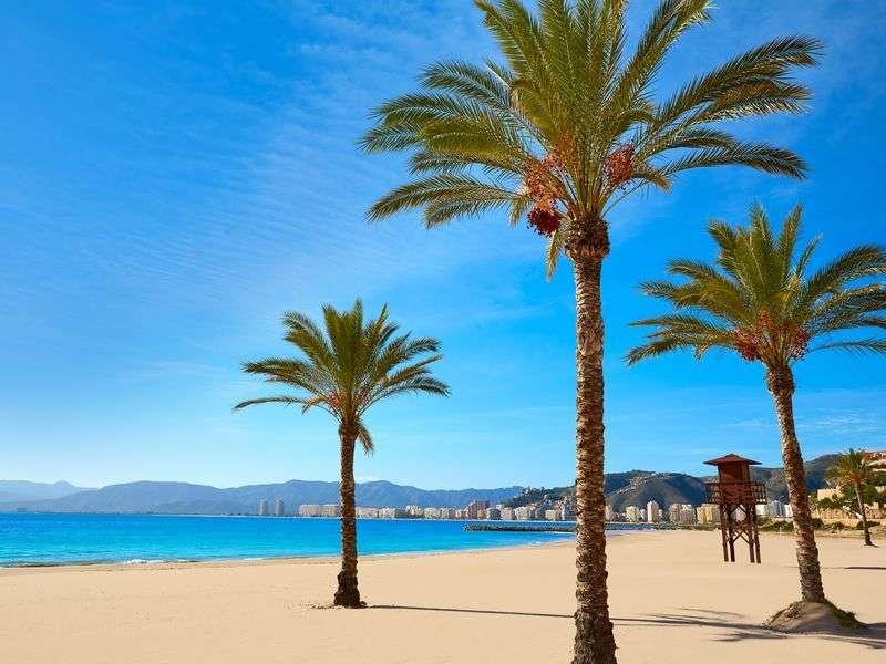 Coast of Valencia
