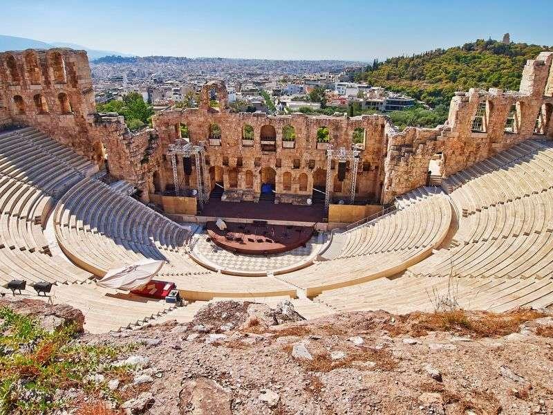 Látnivalók Athénban