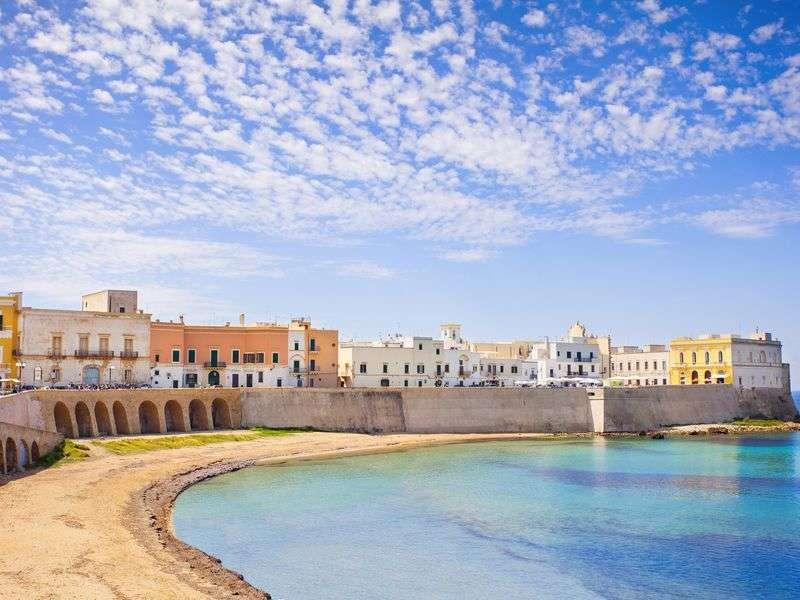 Puglia-i látnivalók