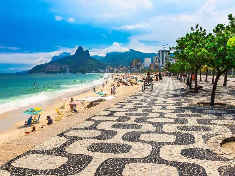 Hajóbérlés Brazíliában