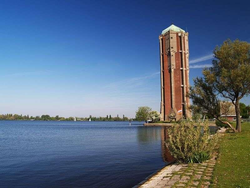 Csatornahajó bérlés Aalsmeerben