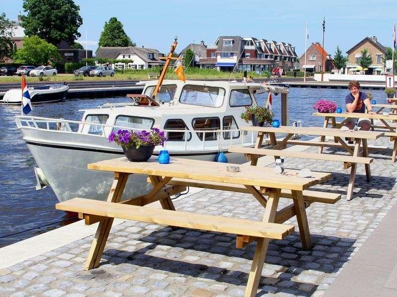 Csatornahajó bérlés Loosdrechtben