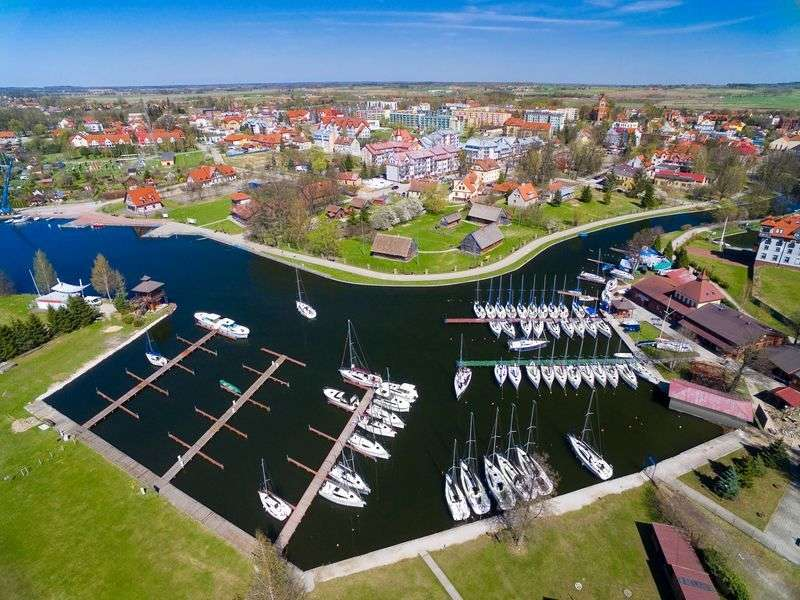 Hajóbérlés Lengyelországban