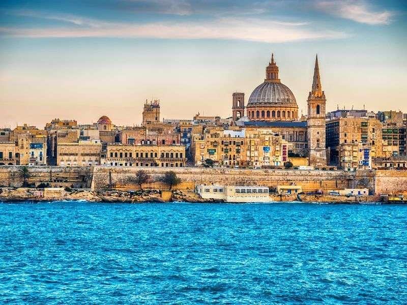 Hajóbérlés Máltán