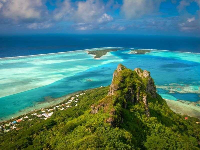 Hajóbérlés Raiatea-sziget