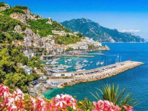 Hajóbérlés Salernoban