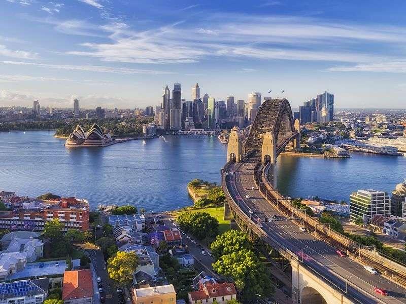Hajós nyaralás Sydney