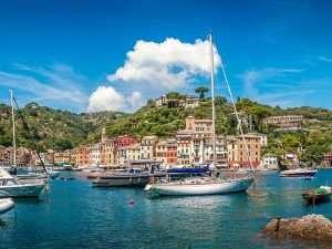Marina in Genova