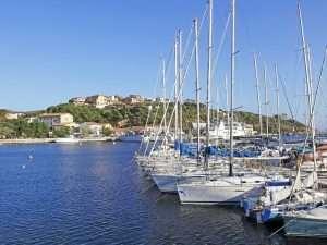 Marina in Santa Teresa Gallura