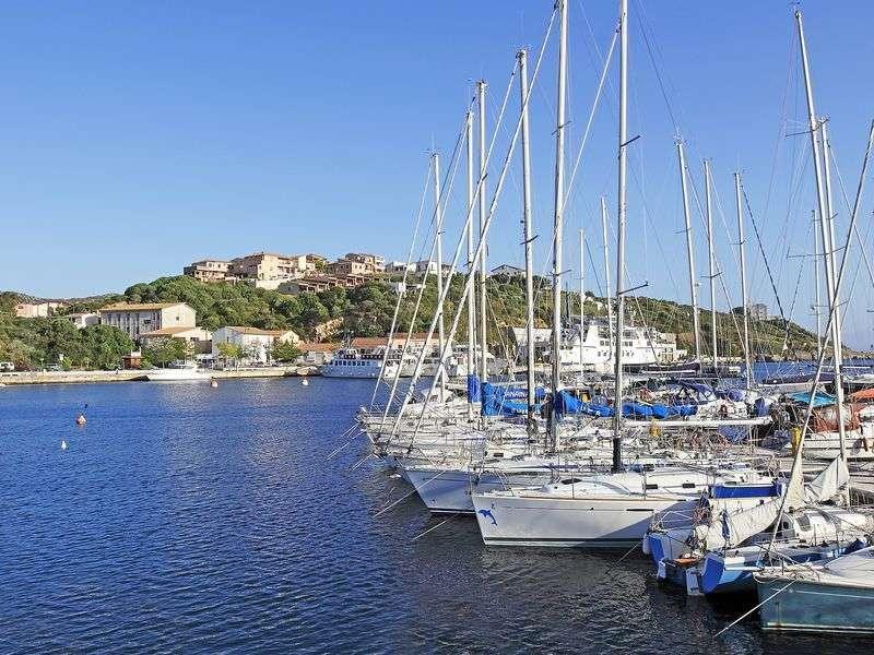 Kikötők Olbia közelében