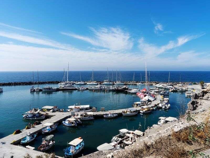 Santorini-i programok