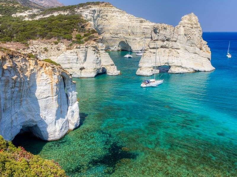 What to do in Milos