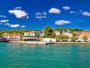 Murter yacht vacation