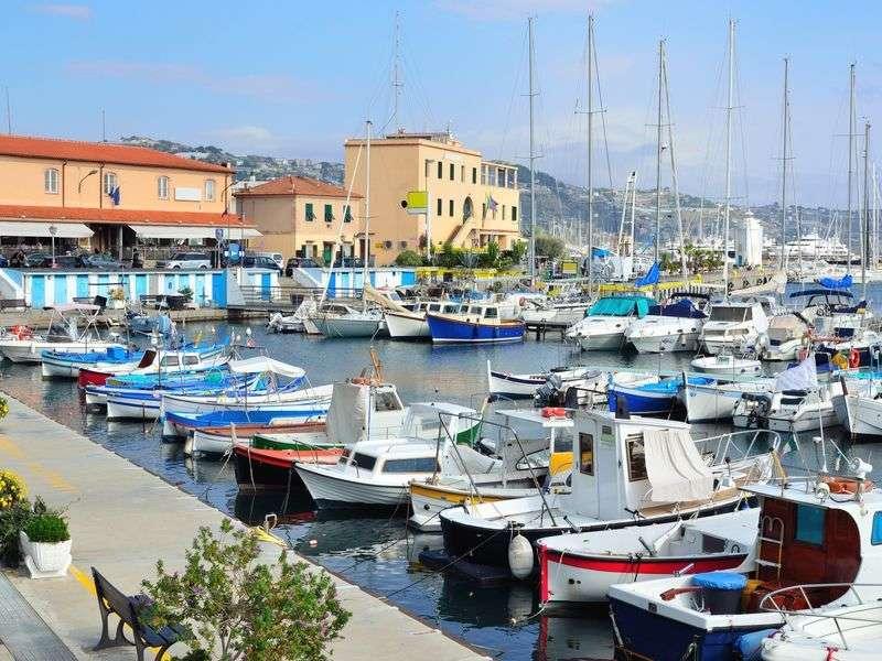 Olaszország kikötői