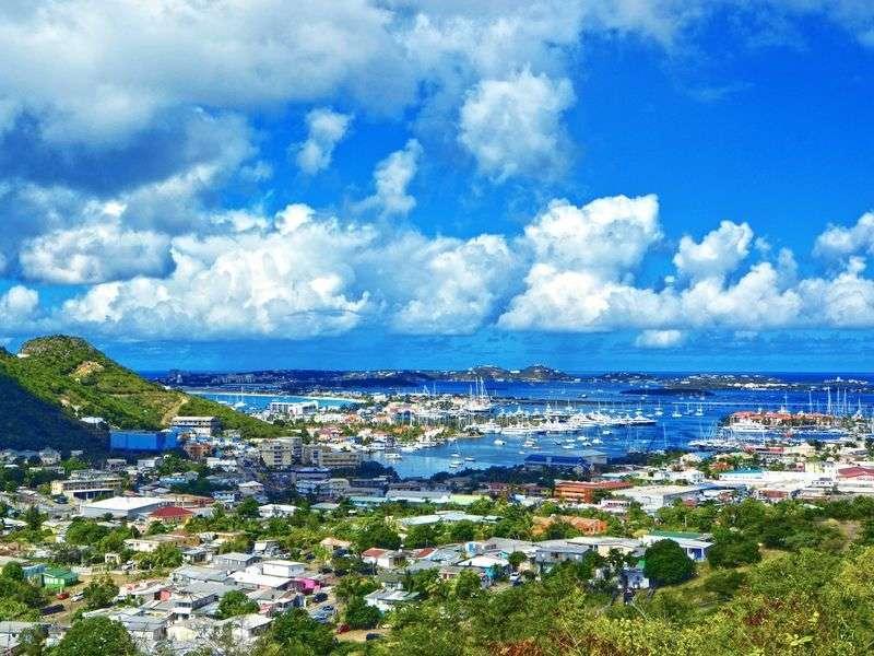 Sail in St Maarten