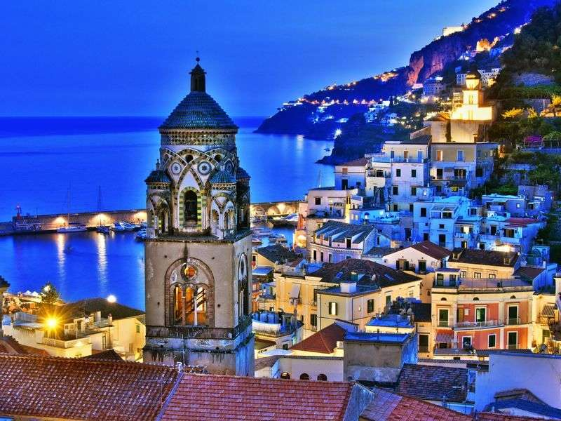 Salerno yacht vacation