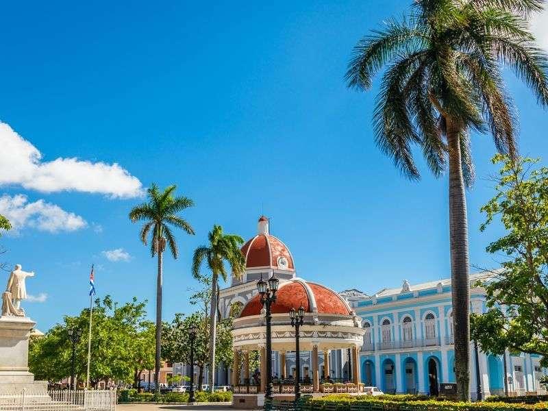 Programok Kubában