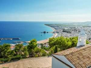 Yacht vacation in Blanes