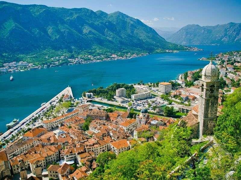 Vitorlázás Montenegróban