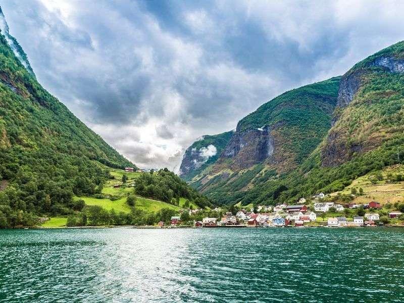 Hajóbérlés Bergenben