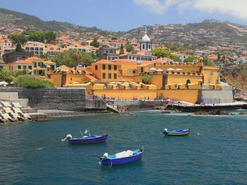 Hajóbérlés Funchalban