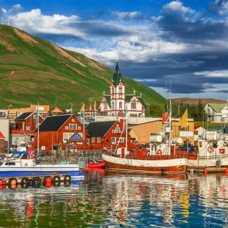 Hajóbérlés Izlandon
