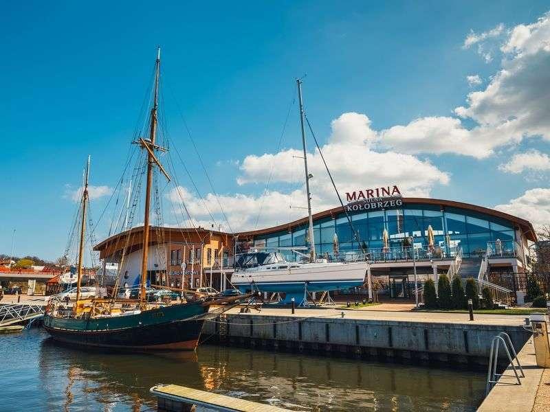 Hajóbérlés Kolobrzegben