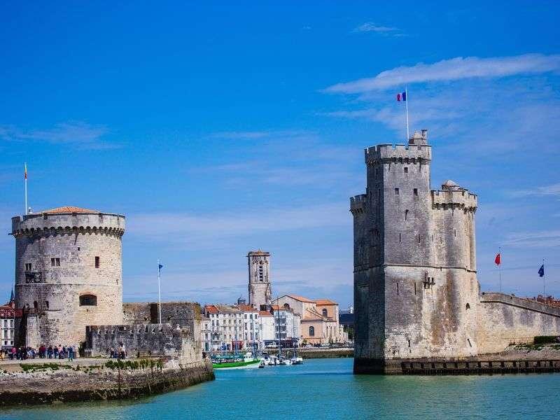 Hajóbérlés La Rochelleben