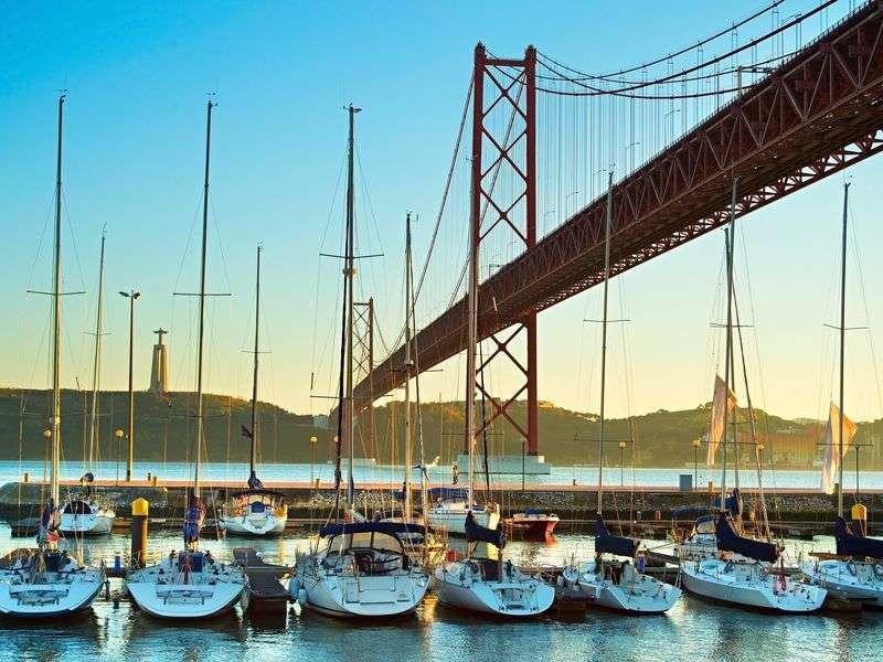 Hajóbérlés Lisszabonban