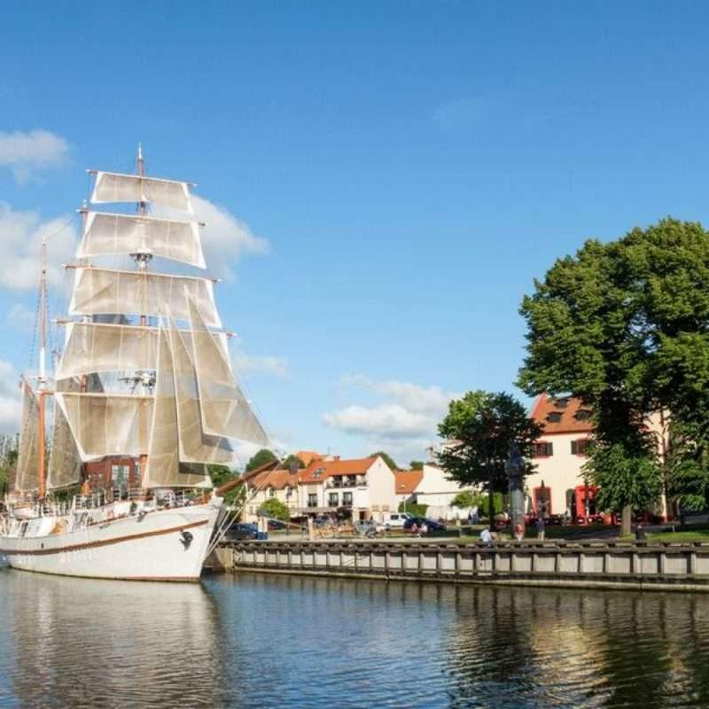 Hajóbérlés Litvániában