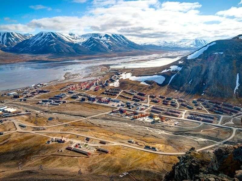 Hajóbérlés Longyearbyenben