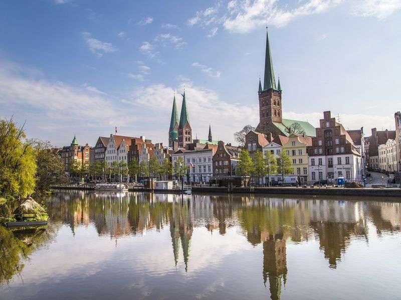 Hajóbérlés Lübeckben