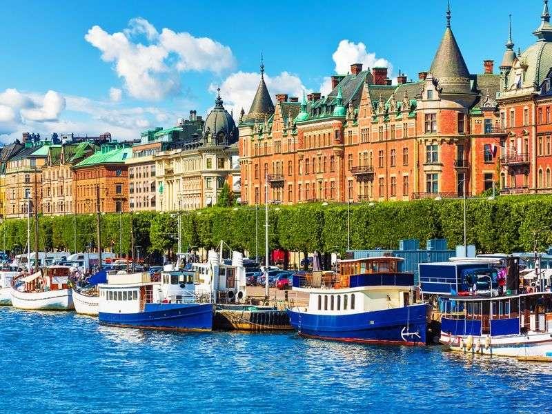 Hajóbérlés Svédországban