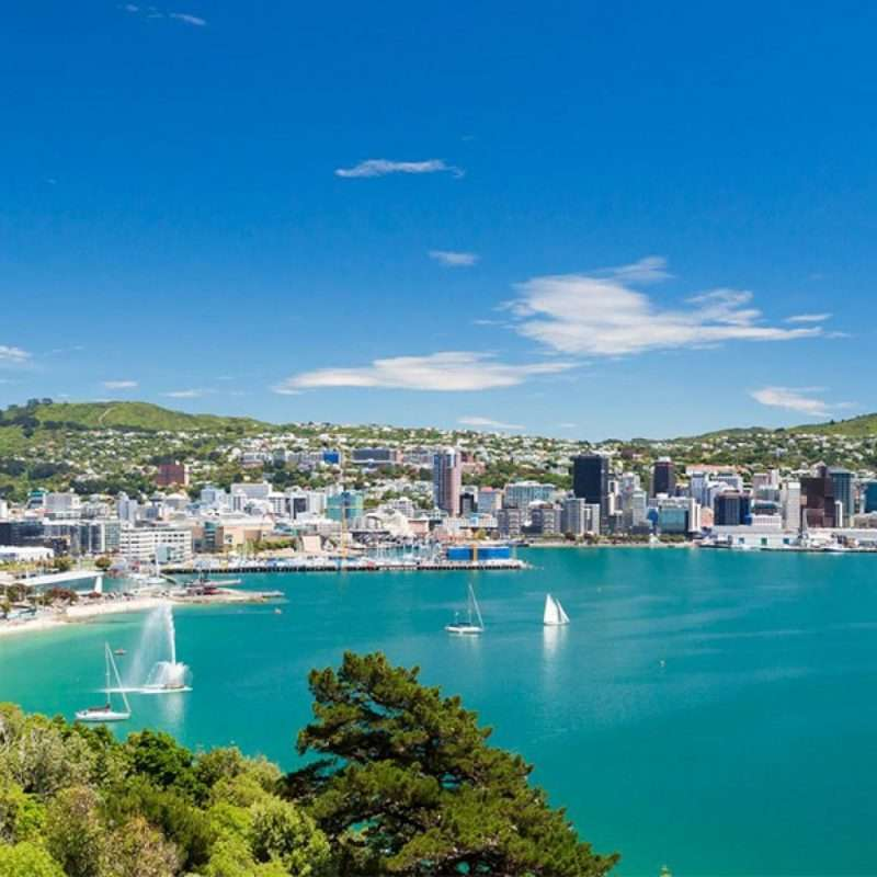 Hajóbérlés Új-Zéland