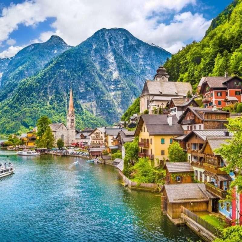 Rent a boat Austria