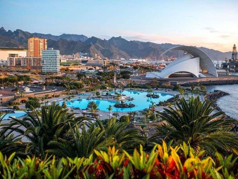 Vacations in Santa Cruz de Tenerife