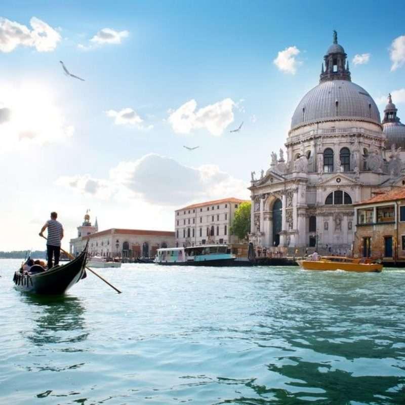 Hajózás Velencéből Horvátországba