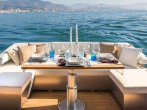 Bérlés luxus yacht