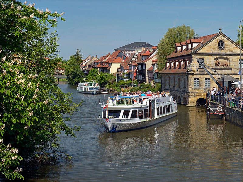 Csatornahajó bérlés Németországban