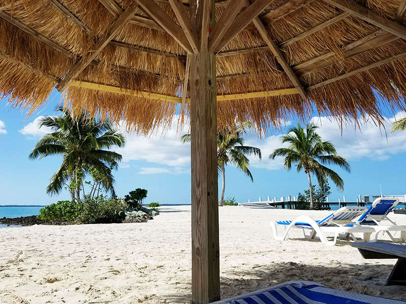 szigetek a Bahamákon