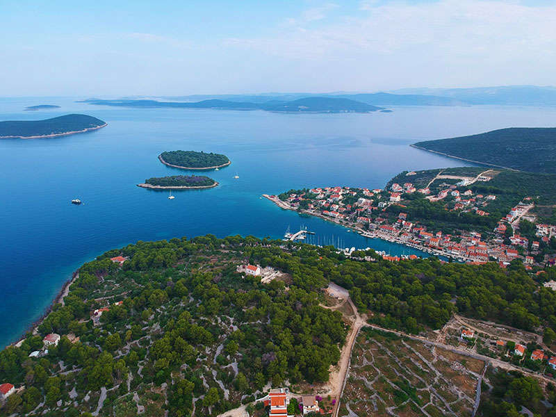 Kikötők Horvátországban