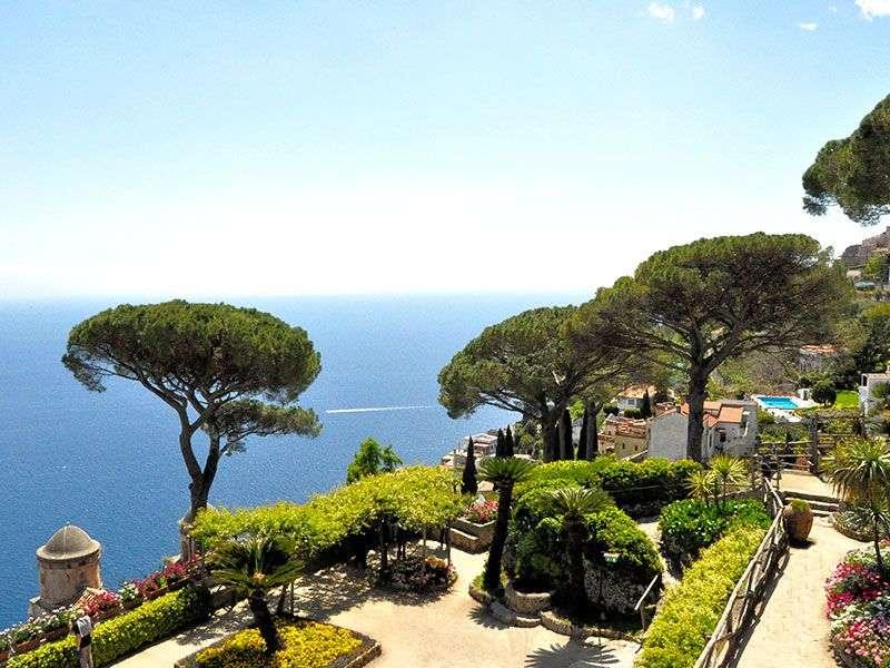 Látnivalók az Amalfi-parton