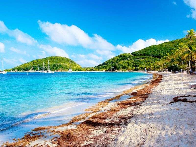 Látnivalók a Brit-Virgin szigeteken