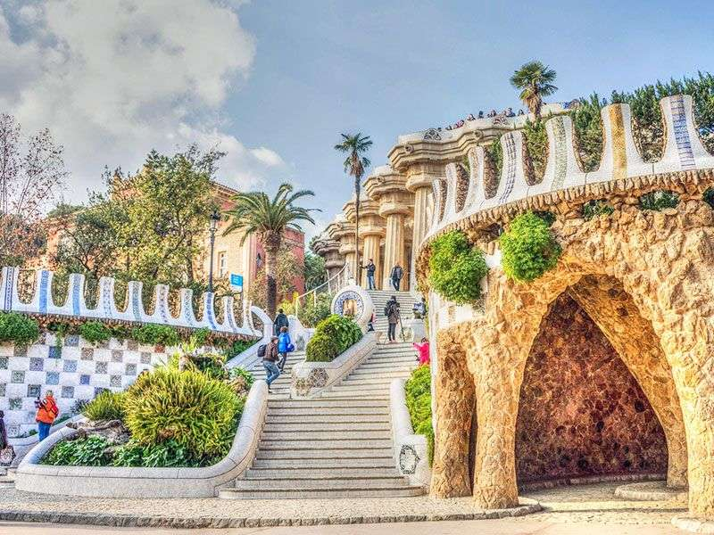 Látnivalók Spanyolországban