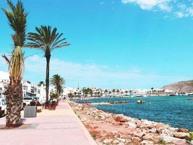 Menorcai vitorlázás