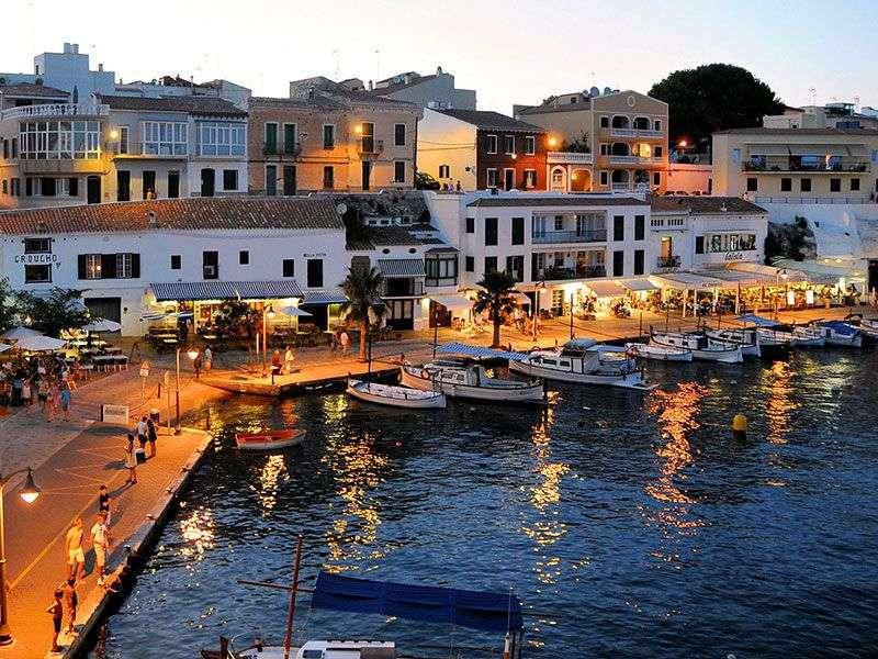 Menorcai látnivalók