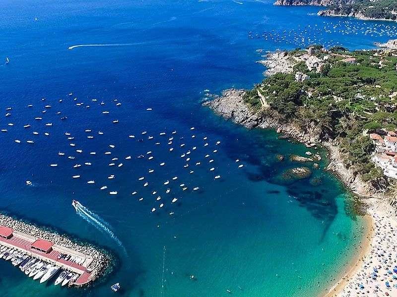 Kikötők és szigetek a Costa Bravan